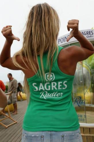 SAGRES RADLER - ACÇÃO VERÃO