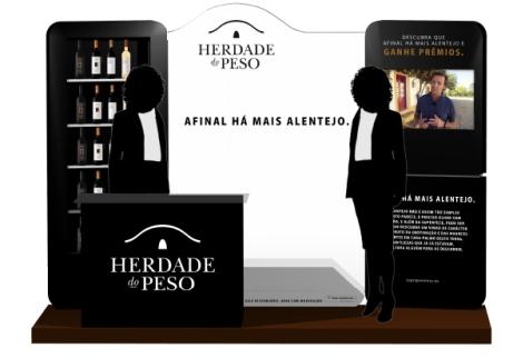 HERDADE DO PESO - STAND FEIRAS