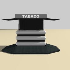 VENDA DE TABACO - LOJA ITINERÁRIA
