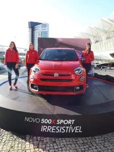 FIAT 500 - LANÇAMENTO